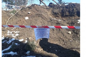 INVESTIGATOR OF THE PROSECUTOR'S OFFICE OF BIH COORDINATES THE EXHUMATION PROCESS IN THE SARAJEVO SETTLEMENT ZABRĐE